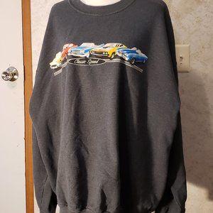 3 for $25 EUC - George Graphic Sweatshirt 3XL